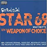 Star 69 / Weapon of Choiceby Fatboy Slim