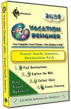 Vacation Designer 2005 - Travel North America
