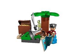 LEGO DUPLO 7883 - jeu de construction - pirate trésor