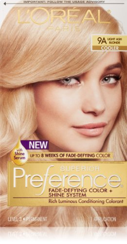 Preference Light Ash Blonde