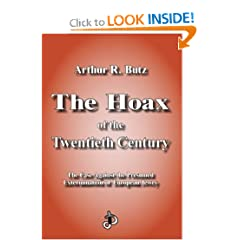 The Hoax of the Twentieth Century: The Case Against the Presumed Extermination of European Jewry (Holocaust Handbooks)