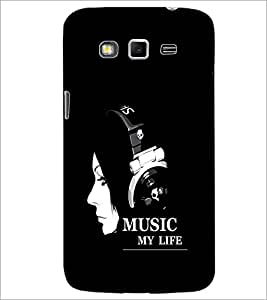 PrintDhaba Quote D-1999 Back Case Cover for SAMSUNG GALAXY GRAND 2 (Multi-Coloured)