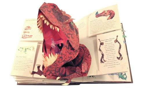 POP UP Dinosaur Book