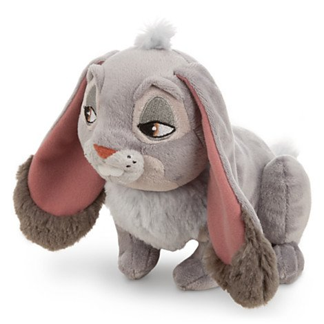 Disney Sofia the First Clover Bunny Rabbit Bean Bag Plush 7'' - 1