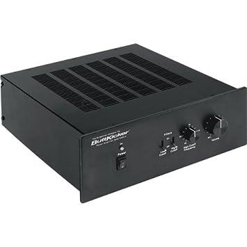 ButtKicker BKA1000 N Power Amplifier