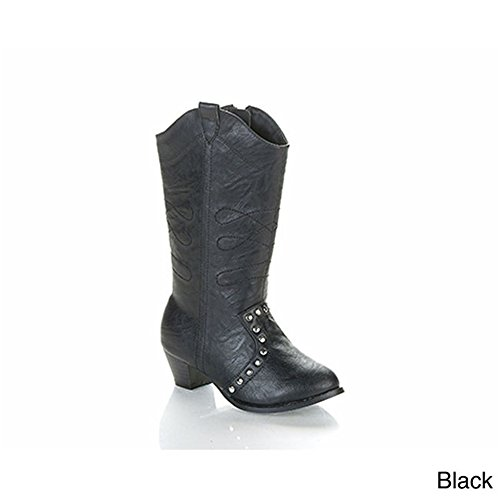 Jelly Beans Marino Kid'S Hot New Girls Western Style Knee High Boots Shoes