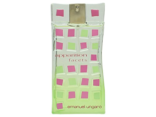 Emanuel Ungaro Ungaro Apparition Facets Eau de Toilette, Donna, 90 ml
