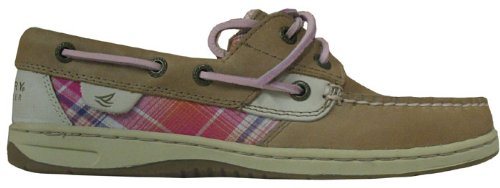 Sperry Top-Sider Women's Bluefish Pink Boat Shoe Choose Size: 7 (Euro 38)