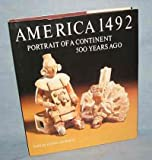img - for America 1492: Portrait of a Continent 500 Years Ago book / textbook / text book