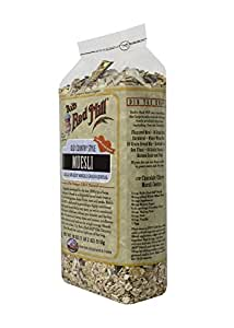 Bob's Red Mill Old Country Style Muesli, 18-Ounce (Pack of 4)