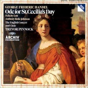Haendel: Ode for St. Cecilia's day