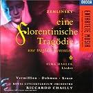Eine Florentinische Tragodie-Une Trag�die Florentine;Lieder
