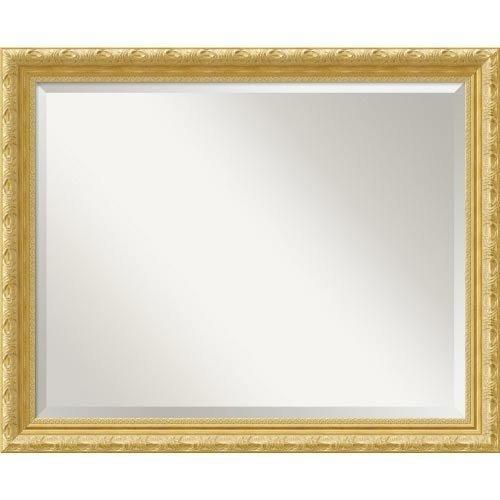 "Amanti Art 32"" x 26"" Versailles Wall Mirror, Large by Amanti Art"