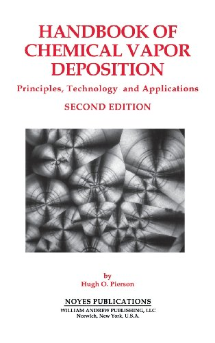 Handbook Of Chemical Vapor Deposition, 2Nd Edition, Second Edition: Principles, Technology And Applications (Materials Science And Process Technology)