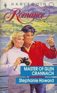 Master Of Glen Crannach (Harlequin Romance, No 3093), Stephanie Howard