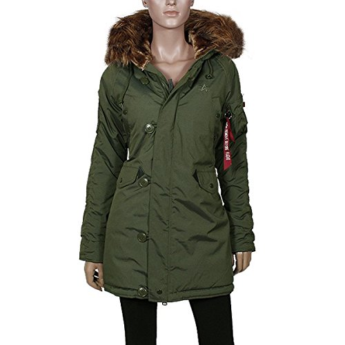 Alpha Industries Jacket Explorer women