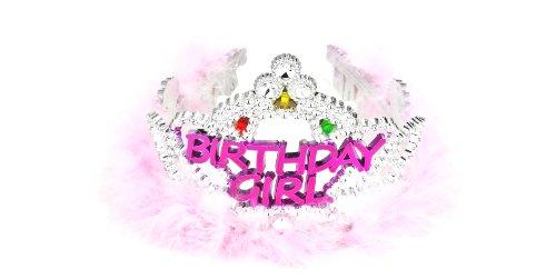 Forum Novelties Birthday Girl Flashing Tiara