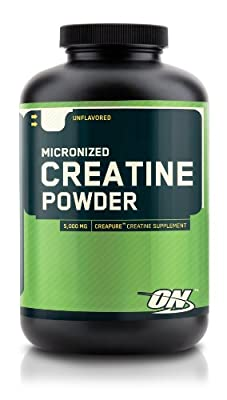 Optimum Nutrition Creatine Powder Unflavored 600g from Optimum Nutrition