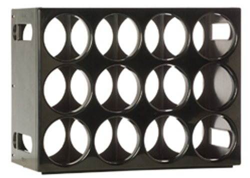 Le Cellier Wine Rack, Black