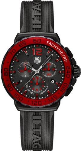 Tag Heuer Formula One Chronograph Black Dial Mens Watch CAU1117.FT6024
