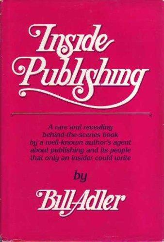 Image for Inside Publishing
