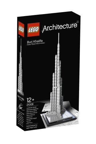 LEGO Architecture 21008: Burj Khalifa