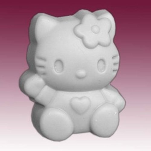 SDONG-Hello-Kitty-S040-Craft-Art-Silicone-Soap-mold-Craft-Molds-DIY-Handmade-soap-molds