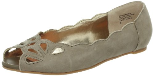 Seychelles Women'S Know What I Mean Flat,Stone,8.5 M Us