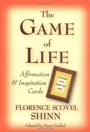 The Game of Life Affirmation & Inspiration Cards
