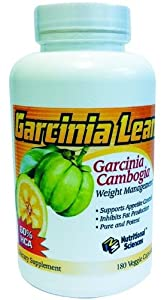 1 Reviewed Garcinia Cambogia On Amazon No Crazy Diets Or Workouts 100 Natural Clinically Proven Weight Loss Pill Featured By Dr Oz Experts To Stop Appetite And Burn Fat 180 Capsules from Nutritional Sciences