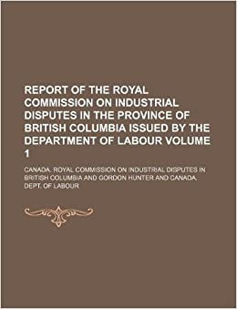 Report on labour dispute