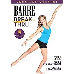Barre Breakthru