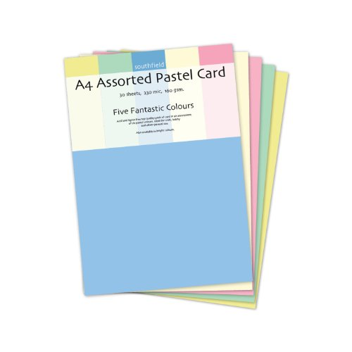 southfield-stationers-ltd-a4-card-pastel-assorted-colours-30-sheets
