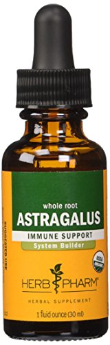 Herb Pharm Certified Organic Astragalus Extract for Immune System Support - 1 Ounce (Astragalus Extract compare prices)