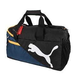 Puma Fundamental Sports Small Bag Black Orange 0734-99-05