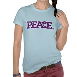 MTV: Peace Tee - Girls
