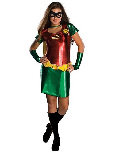 Rubie's Costume Co Girls Robin Tween Costume