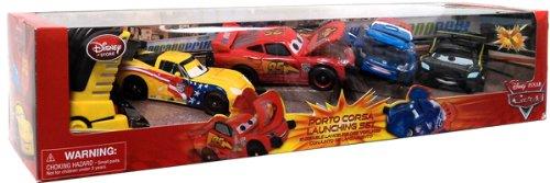 Vehicle Playsets Toys Disney Pixar Cars Movie Exclusive 4 Pack