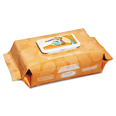 Nice And Clean Baby Wipes front-364059