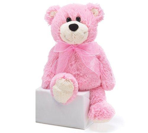 Burton & Burton Pretty Pink Silky Addison Teddy
