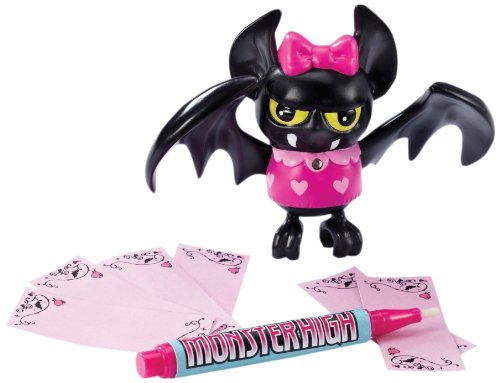 Monster High Secret Critters Count Fabulous Figure