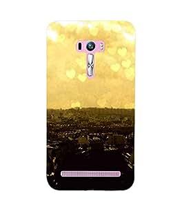 Unique print Back cover for Asus Zenfon Selfie ZD551KL