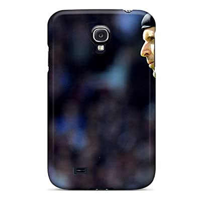 Tpu Case Cover Compatible For Galaxy S4/ Hot Case/ Chelsea Fc Chelsea Petr Cech