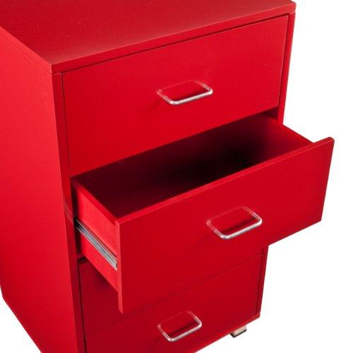 Southern Enterprises Holden 4-Drawer Multipurpose Storage Cabinet