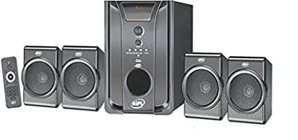 Bipl B441 4.1 Multimedia Speakers