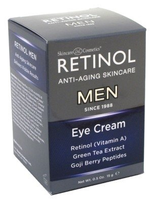 Cheapest Retinol Eye Cream for Men, 0.5 Ounce from Retinol - Free Shipping Available