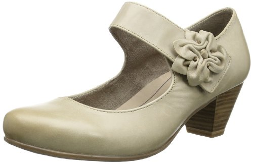 Tamaris Womens TAMARIS Closed Brown Braun (PEPPER 324) Size: 5 (38 EU)