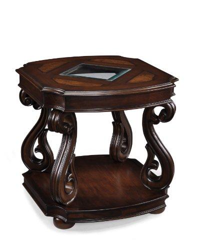 Cheap Magnussen T1648-03 Harcourt Cherry Finish Wood Rectangular End Table (T1648-03)