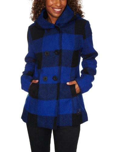 Rip Curl Cantamar Women's Jacket Mazarine Blue Small