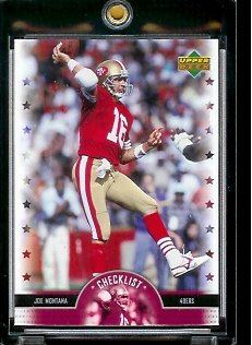 2005 Upper Deck Legends Joe Montana San Francisco 49ers Football Card #96 - Mint Condition - In Protective Display Case !! - Buy 2005 Upper Deck Legends Joe Montana San Francisco 49ers Football Card #96 - Mint Condition - In Protective Display Case !! - Purchase 2005 Upper Deck Legends Joe Montana San Francisco 49ers Football Card #96 - Mint Condition - In Protective Display Case !! (Upper Deck, Toys & Games,Categories,Games,Card Games,Collectible Trading Card Games)